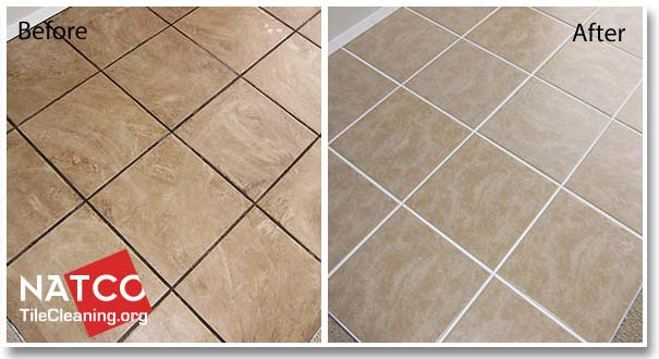Cleaning Shower Ceramic Tile Amp Grout What Works And What Doesn 660